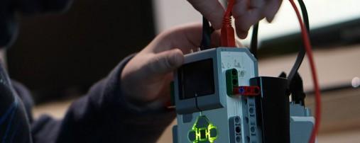 Τμήματα Ρομποτικής & Τεχνολογιών Προγραμματισμού Για Παιδιά