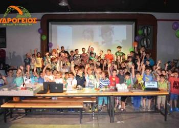 Εκδήλωση κλεισίματος χρονιάς Εκπαιδευτικής Ρομποτικής 2015-2016!