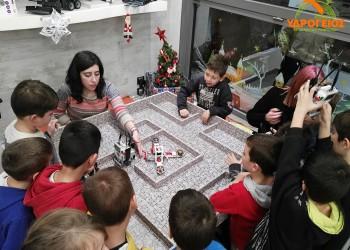 Χριστουγεννιάτικες Δραστηριότητες Ρομποτικής