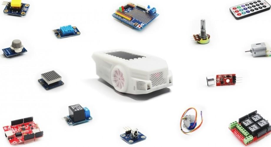 Blinkgogo: Ένα νέο ρομποτικό εργαλείο βασισμένο σε Arduino