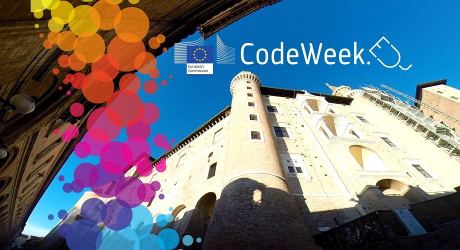 15-23 Οκτωβρίου  Ευρωπαϊκή Εβδομάδα Κώδικα