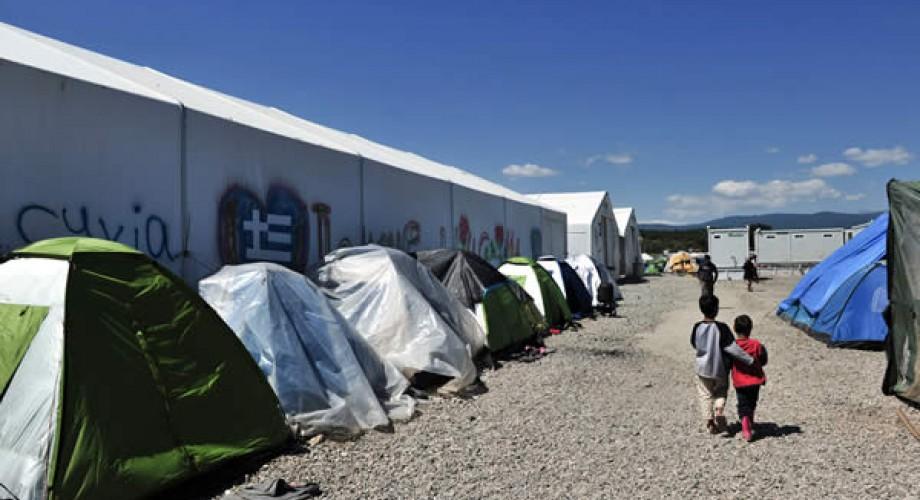 Προκήρυξη για 265 θέσεις στην Υπηρεσία Υποδοχής και Ταυτοποίησης Μεταναστών