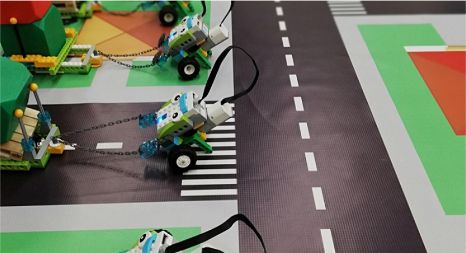 Ενημέρωση μαθημάτων Ρομποτικής (Παιδικά και Ενηλίκων)